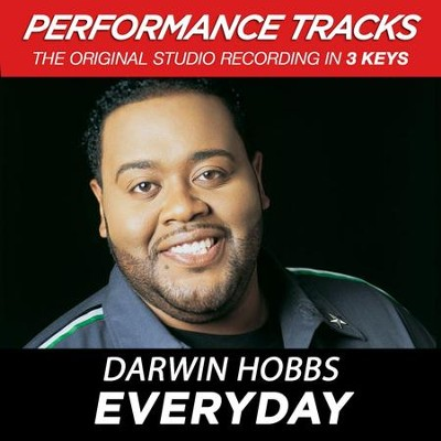 Everyday (Premiere Performance Plus Track)  [Music Download] -     By: Darwin Hobbs