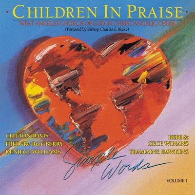 Children in Praise Vol.1  [Music Download] -     By: Various Artists