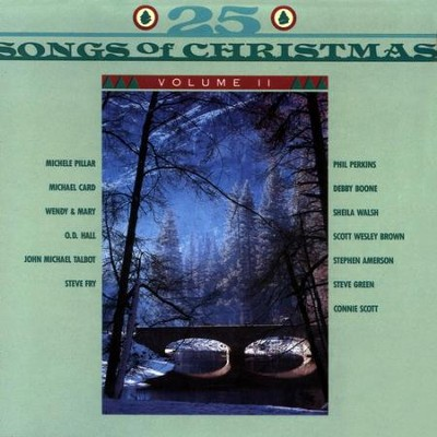 25 Songs of Christmas 2  [Music Download] -     By: Various Artists