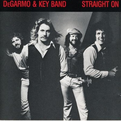 Straight On  [Music Download] -     By: Degarmo & Key