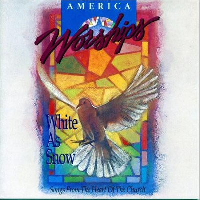 White As Snow  [Music Download] -     By: America Worships
