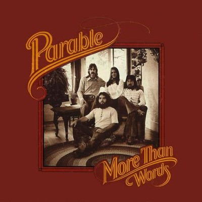 More Than Words  [Music Download] -     By: Parable