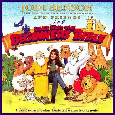 Jodi Benson Sings Songs from the Beginner's Bible  [Music Download] -     By: Jodi Benson
