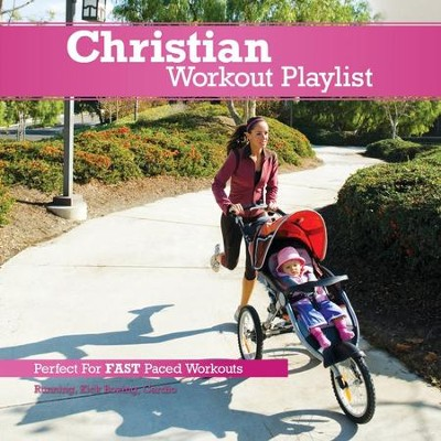 Christian Workout Playlist: Fast Paced [Music Download]