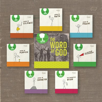 Seeds Family Worship, 8 Pack   -