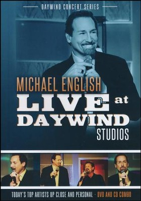 Michael English Live at Daywind CD/DVD   -     By: Michael English