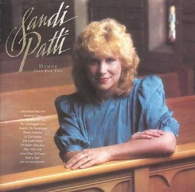 Hymns Just for You, CD   -     By: Sandi Patti