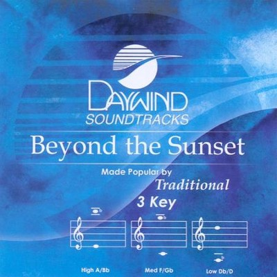 Beyond the Sunset, Acc CD   -