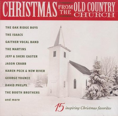 Christmas from the Old Country Church    -     By: Various Artists