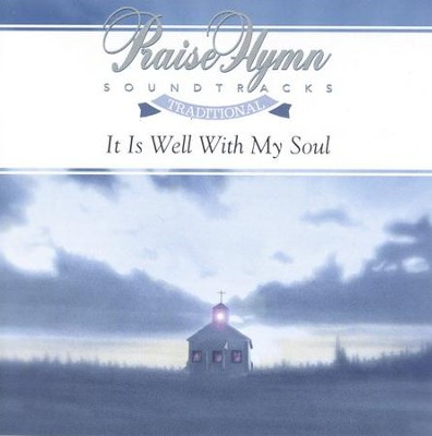 It Is Well With My Soul, Accompaniment CD   -