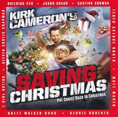Saving Christmas Soundtrack: Put Christ Back in Christmas CD  -     By: Various Artists
