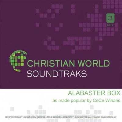 Alabaster Box, Acc CD   -     By: CeCe Winans