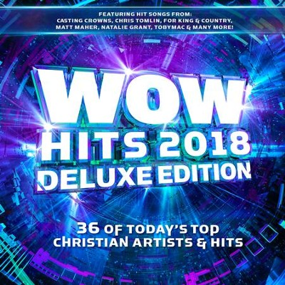 WOW Hits 2018, Deluxe Edition   -     By: Various Artists