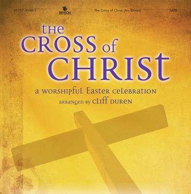 The Cross of Christ, Split-Track Acc CD   -     By: Cliff Duren