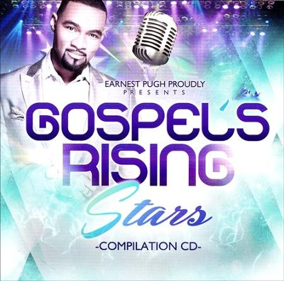 Earnest Pugh Presents Gospel's Rising Stars   -     By: Various Artists