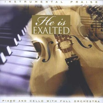 He Is Exalted, Compact Disc (CD)   -