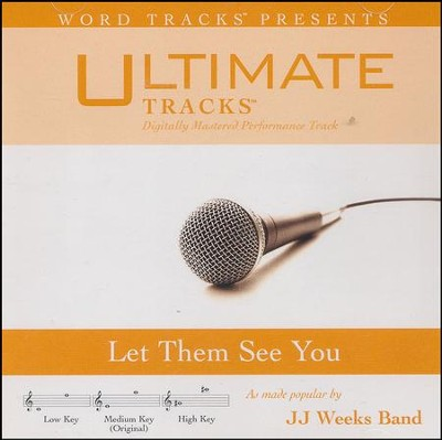 Let Them See You   -     By: JJ Weeks Band