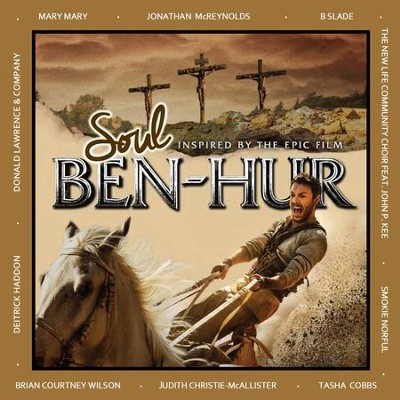 Soul: Inspired by the Epic Film Ben-Hur   -     By: Various Artists
