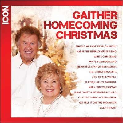 Icon: Gaither Homecoming Christmas   -     By: Bill Gaither, Gloria Gaither, Homecoming Friends