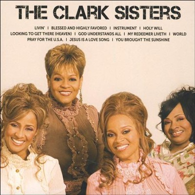 Icon: The Clark Sisters   -     By: The Clark Sisters