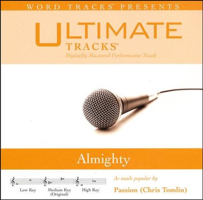 Almighty ft. Chris Tomlin    -     By: Passion