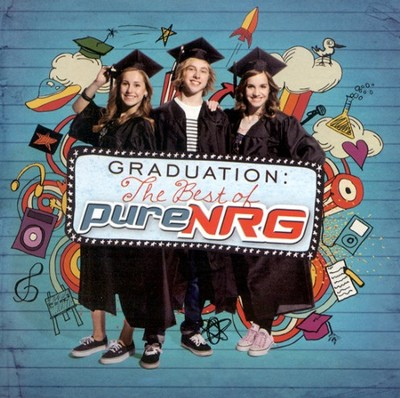 Graduation: The Best of pureNRG CD   -     By: pureNRG