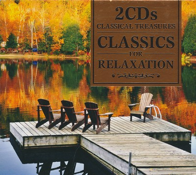 Classical Treasures: Classics for Relaxation   -     By: Various Artists