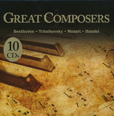 Great Composers   -     By: Various Artists