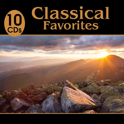 Classical Favorites   -     By: Various Artists