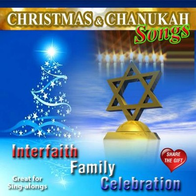 Christmas & Chanukah Celebration, CD  -     By: David & The High Spirit