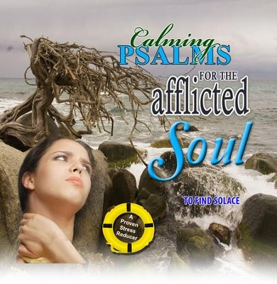 Calming Psalms for the Afflicted Soul, CD  -     By: David & The High Spirit