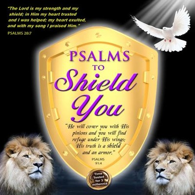 Psalms to Shield You, CD  -     By: David & The High Spirit