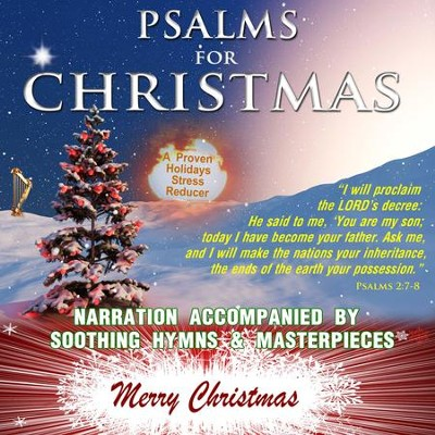 Psalms for Christmas, CD  -     By: David & The High Spirit