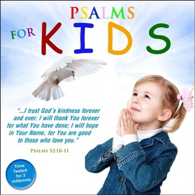 Psalms for Kids, CD  -     By: David & The High Spirit