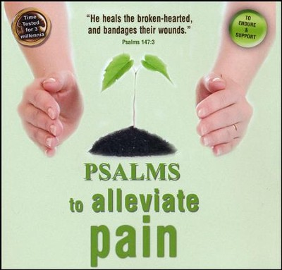 Psalms to Alleviate Pain, CD  -     By: David & The High Spirit