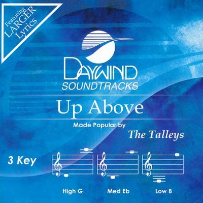 Up Above, Acc CD   -     By: The Talleys