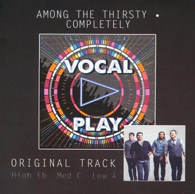 Completely, Acc CD   -     By: Among The Thirsty