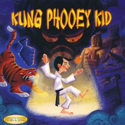 Kung Phooey Kid  -     By: Ron Patch Hamilton