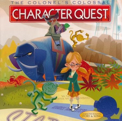 Character Quest  -     By: Ron Patch Hamilton