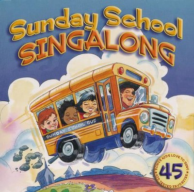 Sunday School Singalong 1  -     By: Ron Patch Hamilton