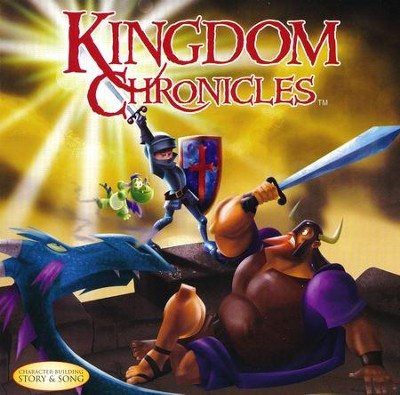 Kingdom Chronicles  -     By: Ron Patch Hamilton