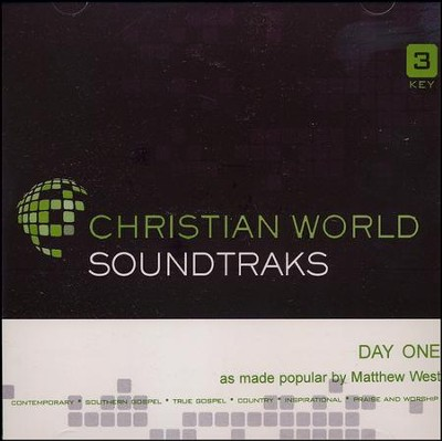 Day One, Acc CD   -     By: Matthew West