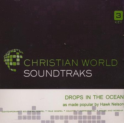 Drops in the Ocean, Accompaniment CD   -     By: Hawk Nelson