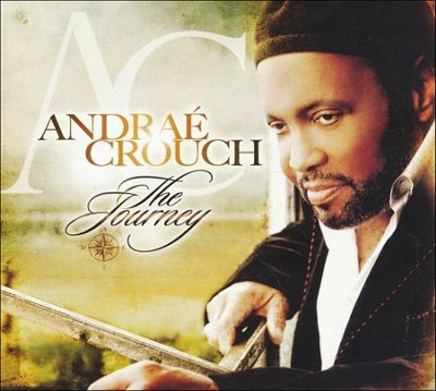 The Journey CD+DVD   -     By: Andrae Crouch