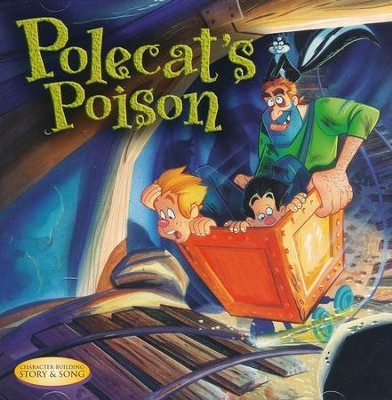 "Polecat's Poison  -     By: Ron ""Patch"" Hamilton"