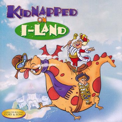 "Kidnapped on I-Land  -     By: Ron ""Patch"" Hamilton"