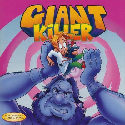 "Giant Killer  -     By: Ron ""Patch"" Hamilton"