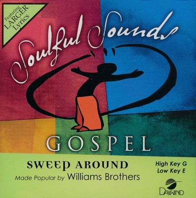 Sweep Around, Acc CD   -     By: The Williams Brothers