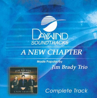 A New Chapter (Complete Track)  -     By: Jim Brady Trio
