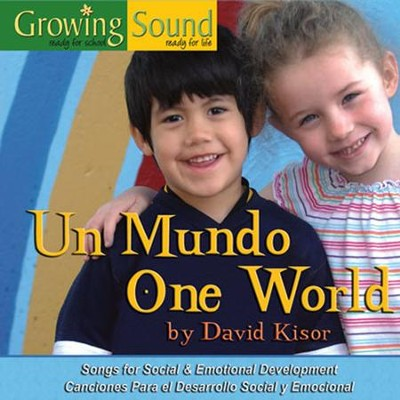 Un Mundo: Songs of Resilience, English/Spanish  -